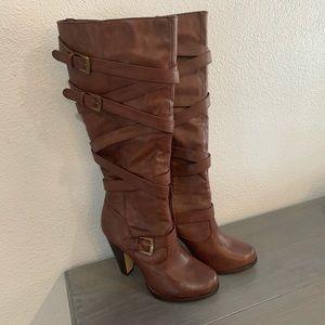 JustFab Eartha boots